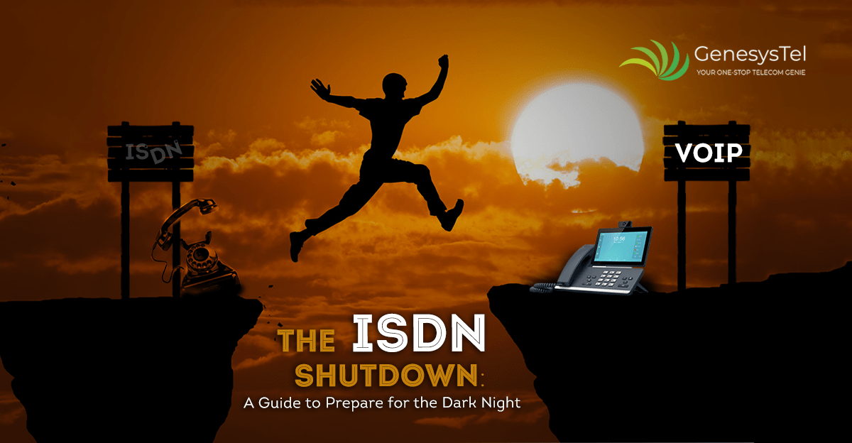 The ISDN Shutdown: Turning the Bane into Boon