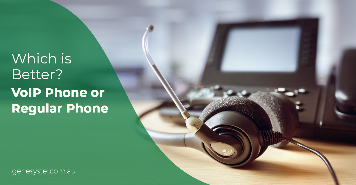 VoIP Phone Service Vs Regular Phone Service