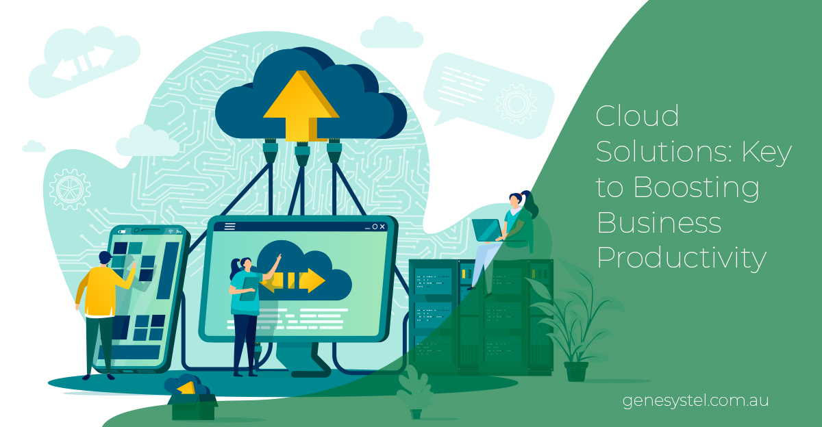 Cloud Solutions to Keep Your Company Productive