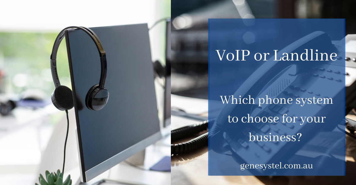 VoIP vs Landline Phone System for Small Businesses in 2021